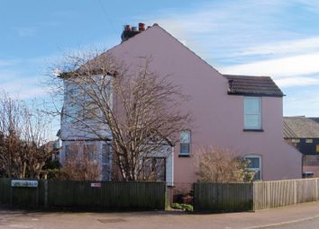 Thumbnail 2 bed semi-detached house for sale in Cross Road, Walmer, Deal