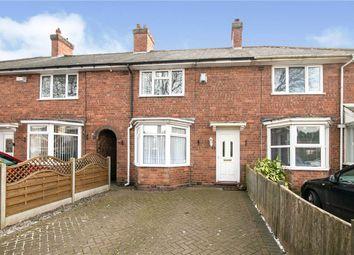 Thumbnail 2 bed terraced house for sale in Gorleston Road, Warstock, Birmingham