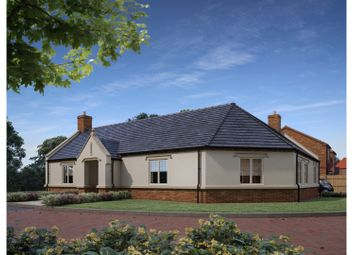 Thumbnail 3 bedroom detached bungalow for sale in High Street, Eagle