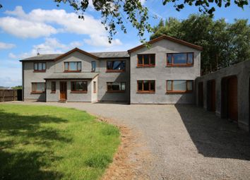 Thumbnail 7 bed detached house for sale in Little Bobbington, The Knells, Houghton, Carlisle