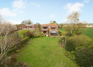 Thumbnail 3 bed detached house for sale in Northbourne Road, Great Mongeham, Deal