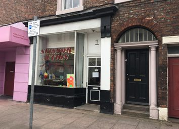 Thumbnail Retail premises to let in 1 Tait Street, Carlisle