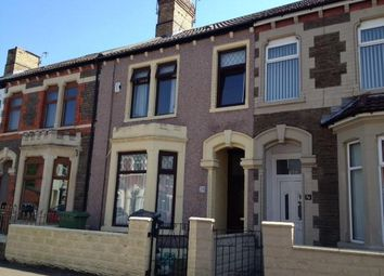 Thumbnail 3 bed property to rent in Llanmaes Street, Grangetown, Cardiff