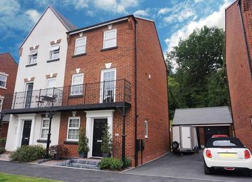Thumbnail 3 bed town house to rent in Griffiths Avenue, Doseley Park