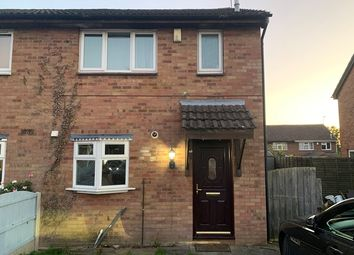 Thumbnail 3 bed semi-detached house to rent in Castle Fields, Leicester
