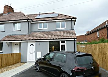 Thumbnail 3 bedroom end terrace house for sale in Daventry Road, Knowle, Bristol