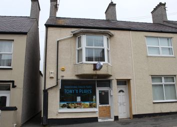 Thumbnail Studio for sale in Greenfield Terrace, Caergybi, Ynys Mon