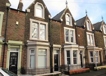 Thumbnail 3 bed terraced house to rent in Dora Crescent, Workington