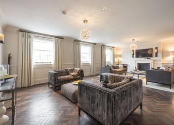 Thumbnail 3 bed flat to rent in Upper Belgrave Street, Belgravia