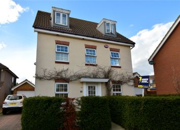 Thumbnail 5 bed detached house for sale in Beech Avenue, Swanley, Kent