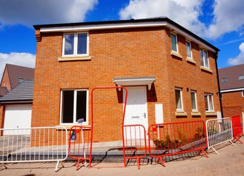 Thumbnail 3 bed detached house for sale in Signals Drive, Stoke, Coventry