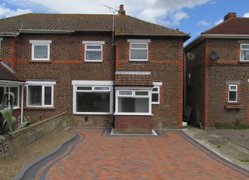 Thumbnail 3 bed semi-detached house to rent in White Hart Lane, Portchester, Fareham