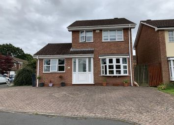 Thumbnail 3 bed detached house for sale in New Meadow Close, Northfield, Birmingham, West Midlands