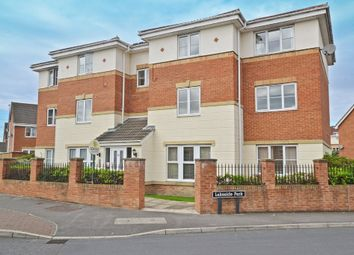 Thumbnail 2 bed flat for sale in Lakeside Park, Normanton