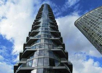 Thumbnail 1 bed flat to rent in Biscayne Avenue, Canary Wharf, London