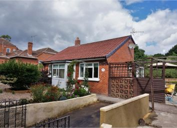 Thumbnail 1 bed detached bungalow for sale in Beacon Heath, Exeter