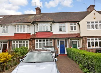 Thumbnail 3 bed terraced house to rent in Whytecliffe Road North, Croydon