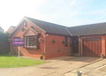 Thumbnail 3 bed detached bungalow for sale in Harvest Crescent, Waltham