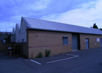 Thumbnail Warehouse to let in Waters Road, Kingswood
