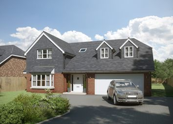 Thumbnail 4 bedroom detached house for sale in Pylands Lane, Bursledon, Southampton