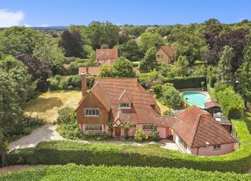Thumbnail 4 bed detached house for sale in Back Lane, Fryerning, Ingatestone