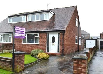 Thumbnail 2 bed semi-detached bungalow for sale in Meynell Drive, Pennington, Leigh