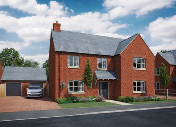 Thumbnail 4 bed detached house for sale in The Stables, South Kilworth Road, North Kilworth