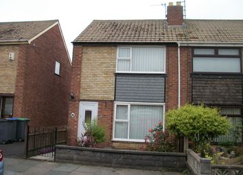 Thumbnail 2 bedroom semi-detached house to rent in Lothian Place, Bispham