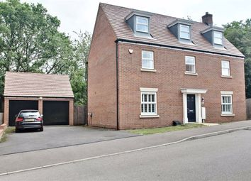 Thumbnail 5 bed detached house for sale in Shearwater Road, Apsley, Hertfordshire