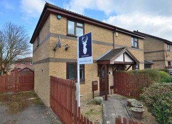 Thumbnail 3 bed semi-detached house to rent in Fortescue Drive, Shenley Church End, Milton Keynes