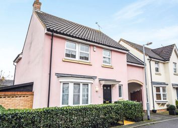Thumbnail 4 bed detached house for sale in Old Moors, Great Leighs, Chelmsford