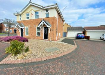 Thumbnail 2 bed property for sale in Gardner Park, North Shields