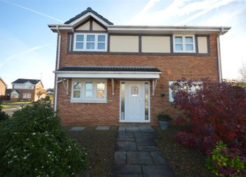 Thumbnail 3 bed detached house for sale in Wittenham Close, Upton, Wirral
