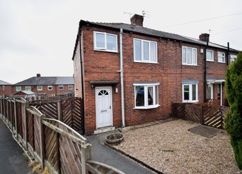 Thumbnail 3 bed end terrace house for sale in Southfield Lane, Horbury, Wakefield