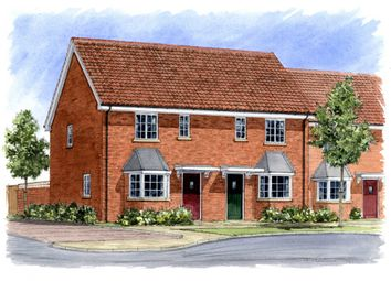 Thumbnail 3 bed semi-detached house for sale in Kerrison Trust, Eye, Suffolk