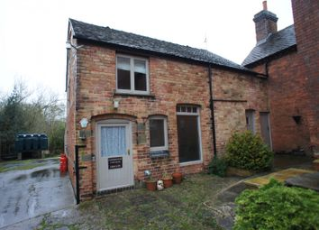 Thumbnail 2 bed cottage to rent in Church Lane, Kirk Langley, Ashbourne