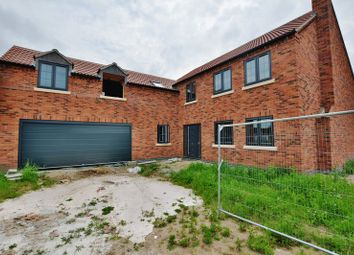 Thumbnail 4 bed detached house for sale in Abbey Road, Bardney, Lincoln