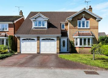 Thumbnail 4 bed detached house for sale in Lancaster Walk, Worksop