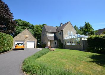 Thumbnail 4 bed detached house for sale in The Chestnuts, Bussage, Stroud, Gloucestershire