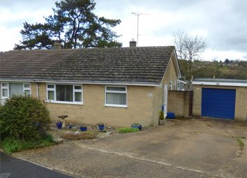 Thumbnail 2 bed semi-detached bungalow for sale in Shortwood, Nailsworth, Stroud