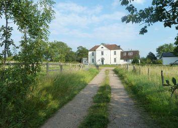 Thumbnail 10 bed farmhouse for sale in Wild Farm, Lime Way, Harper Lane, Shenley, Radlett, Hertfordshire