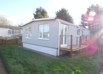 Thumbnail 2 bedroom mobile/park home for sale in Woodrow Lane, Great Moulton