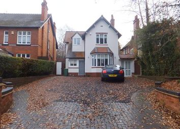 Thumbnail 4 bed detached house to rent in Kineton Green Road, Solihull, Solihull
