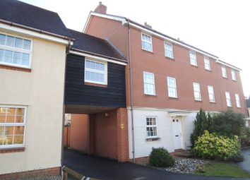 Thumbnail 3 bedroom town house for sale in Shepherd Drive, Colchester, Essex