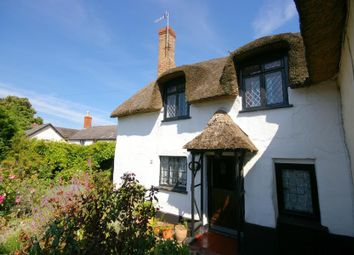 Thumbnail 2 bedroom cottage for sale in Priest Street, Williton, Taunton