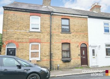Thumbnail 2 bed terraced house for sale in Park Road, Waltham Cross, Hertfordshire