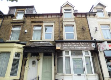 Thumbnail 2 bed maisonette to rent in Lancaster Road, Morecambe