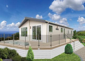 Thumbnail 2 bed lodge for sale in Swallow Lakes, Little London, Longhope
