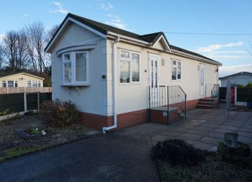 Thumbnail 1 bed bungalow for sale in Grasscroft Park Glasshouse Lane, New Whittington, Chesterfield