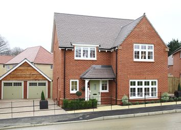 Thumbnail 4 bedroom detached house for sale in London Road, Aylesford